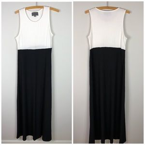 Anthropologie Sunday in Brooklyn Maxi Dress Ribbed
